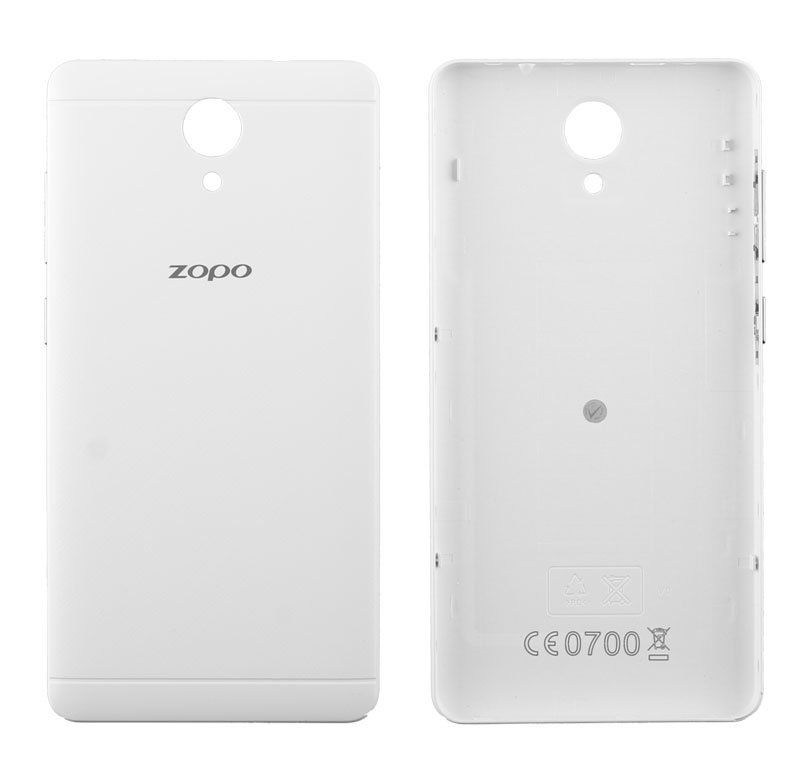 ZOPO COLOR C5i ZP567 WHITE BATTERY COVER
