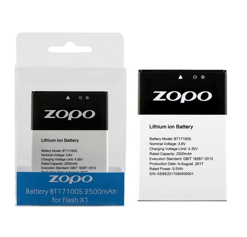 ΜΠΑΤΑΡΙΑ ZOPO FLASH XX1 ZP17105 5.5″ 2500mAh