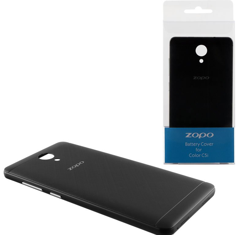 ZOPO COLOR C5i ZP567 BLACK BATTERY COVER