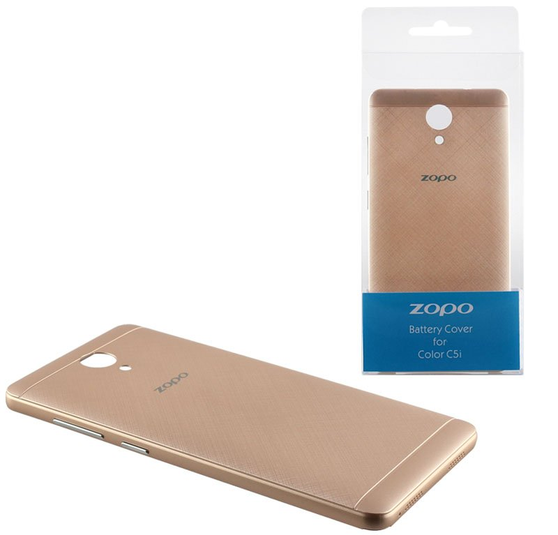 ZOPO COLOR C5i ZP567 GOLD BATTERY COVER